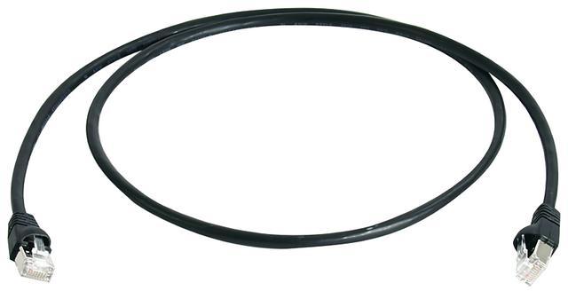 patch cord cat 6a s  ftp mp8 fs 500 lszh-5 0 m  black